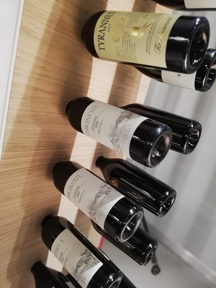 Wine Gravity